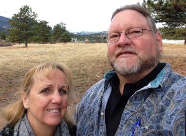 Pastor Ken and Judy Berve, Rye Home United Methodist Church