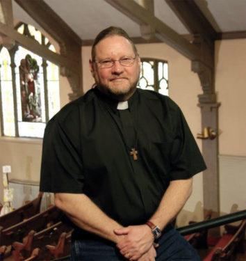 Pastor Ken Berve